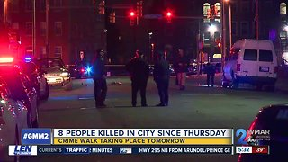 Vigil for quintuple shooting planned - Video