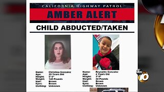 Amber Alert from Los Angeles canceled
