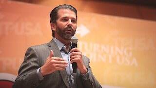 Donald Trump Jr. on the Friends He's Lost Since Donald Trump's Election
