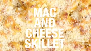 One pan mac & cheese skillet - Video