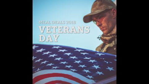 Veterans Day Deals 2018: Where Veterans Eat for Free This Year