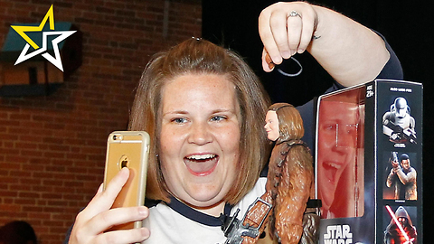 'Chewbacca Mom' Now Has Something Most Star Wars Fans Would Love - Her Own Action Figure