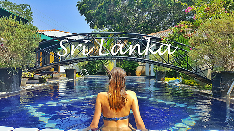 Sri Lanka is one of the coolest places on Earth!