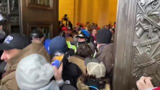 More arrests in Capitol riot as more video reveals brutality