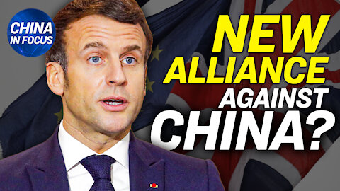 Can US form new alliance with Europe against China?; Chinese regime recruits foreign spies: expert