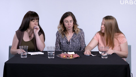 People Try America's Grossest Foods