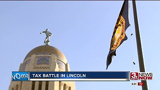 Tax battle in Lincoln