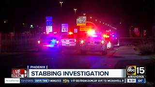 Police situation blocks lanes near I-17 and Cactus Road - Video