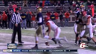 HIGHLIGHTS: Columbus East 42, Cathedral 13 - Video