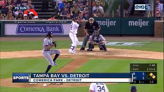 Matthew Boyd gets first win of season as Detroit Tigers edge Tampa Bay Rays 2-1 - Video