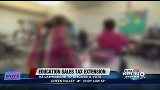 Sales tax hike could become permanent funding for Arizona education