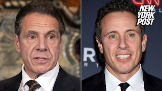 Chris Cuomo addresses brother Andrew's sexual harassment scandal