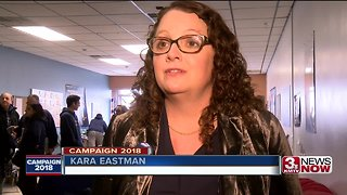 Local candidates push ahead of Election Day