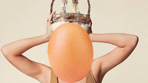An Egg Is Instagram's Most-Liked Photo, Defeating Kylie Jenner