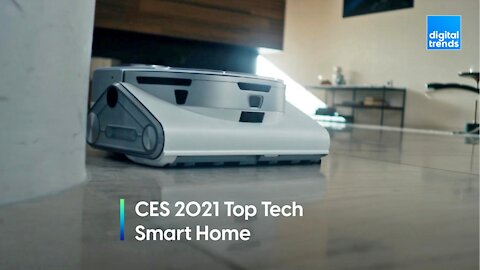 Digital Trends at CES 2021 - Top Tech Awards - Smart Home