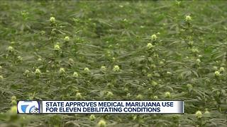 11 new medical conditions now eligible for treatment with medical marijuana - Video
