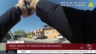 Bodycam video of City Heights officer-involved shooting released