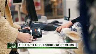 Don't Waste Your Money: The truth about store credit cards