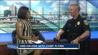 Chief Ed Flynn opens up about pursuit policy order - Video