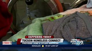 Tucson Homeless Connect - Video