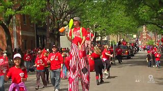Reds Opening Day Parade canceled