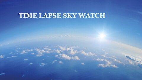 HIGH SPEED TIME LAPSE NIGHT SKY WATCH 4/25/2021