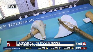Exploring the Mound House: Ancient Peoples Exhibit