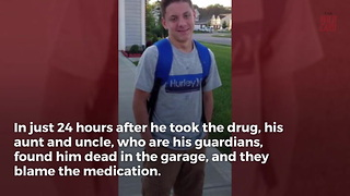 High Schooler Football Player Commits Suicide After Taking Flu Medication Tamiflu - Video