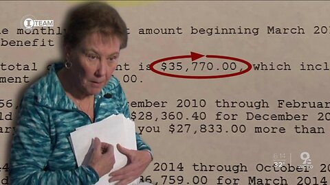 I-Team: Social Security 'mistakes' force retirees to refund overpayments