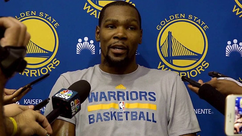 Kevin Durant Reveals Which NBA Legend Was TOUGHEST for Him to Guard 1-on-1