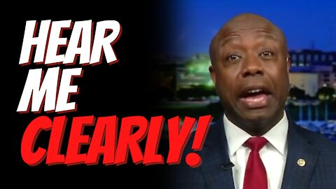 Hear Me Clearly Senator Tim Scott's Epic Speech Goes Viral and Turns Twittersphere Upside Down.