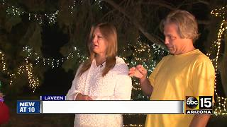 Holiday house might be celebrating it's final years in Laveen - Video
