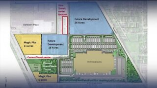 Amazon distribution center planned at site of former State Fairgrounds