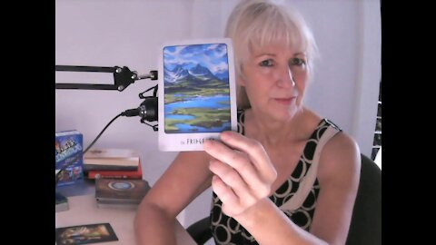Tarot - Daily Random Channeled Message - Transmuting Curses Into Blessings