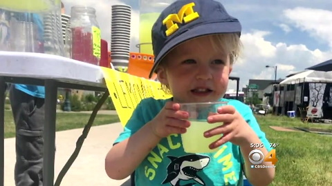 Denver Boy Sets Up Lemonade Stand for Christian Charity — Then Police Shut It Down Over Permit Issue