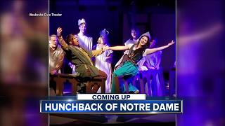 The Hunchback of Notre Dame playing at Waukesha Civic Theatre - Video