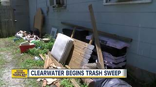 City of Clearwater cracking down on run-down homes - Video
