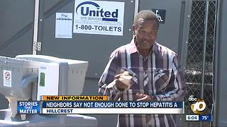 Fight against Hep A spreads to more neighborhoods - Video