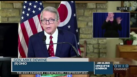Gov. DeWine deploys National Guard for protests ahead of Inauguration Day; statehouse will close