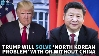 Trump Will Solve 'North Korean Problem' With Or Without China - Video