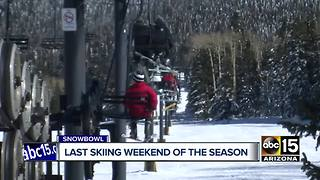 Top stories: South Mountain blasting, deadly hit-and-run crash, last skiing weekend - Video