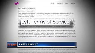 Federal Lawsuit: Lyft drivers being underpaid by company