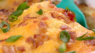 Twice-Baked Potato Casserole - Video