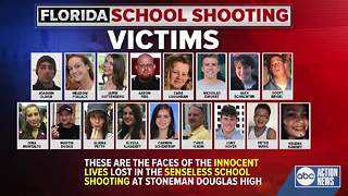 These are the 17 victims of the Florida school shooting