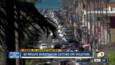 San Diego private investigator catches short-term rental violators