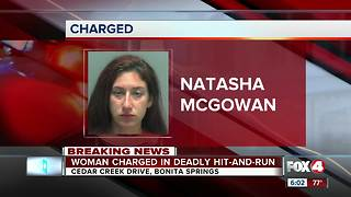 Woman Charged in Deadly Hit-and- Run - Video