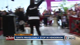 Christmas arrives early, for some, too early - Video