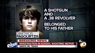 Investigation in school shooting motive - Video