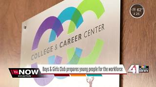Boys & Girls Club preps young people for the workplace - Video