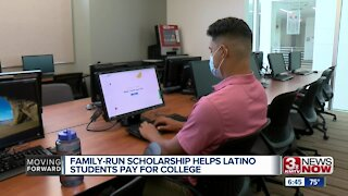 Family-run scholarship helps Latino students pay for college